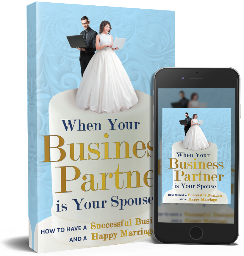 When your business partner is your spouse book cover